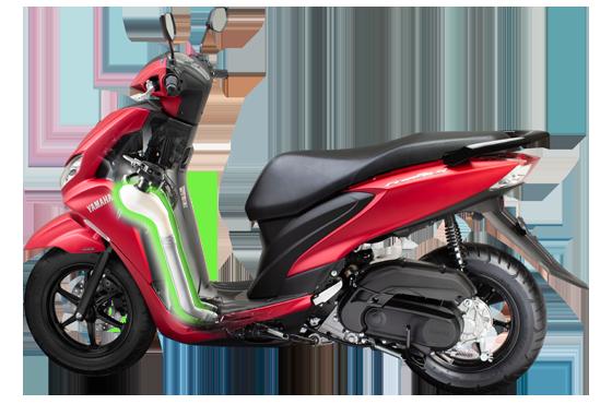 Harga Dan Spesifikasi Yamaha LEXI