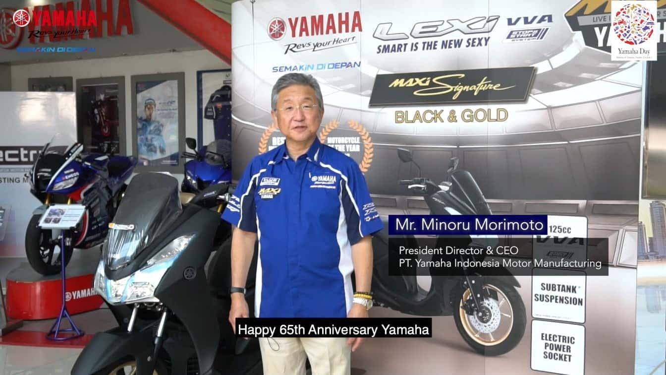 Yamaha Semarang