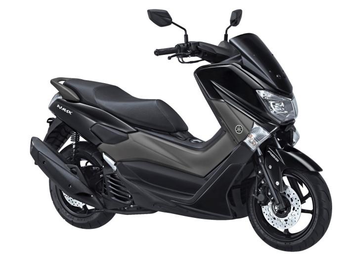 Warna Baru Yamaha NMAX, H...