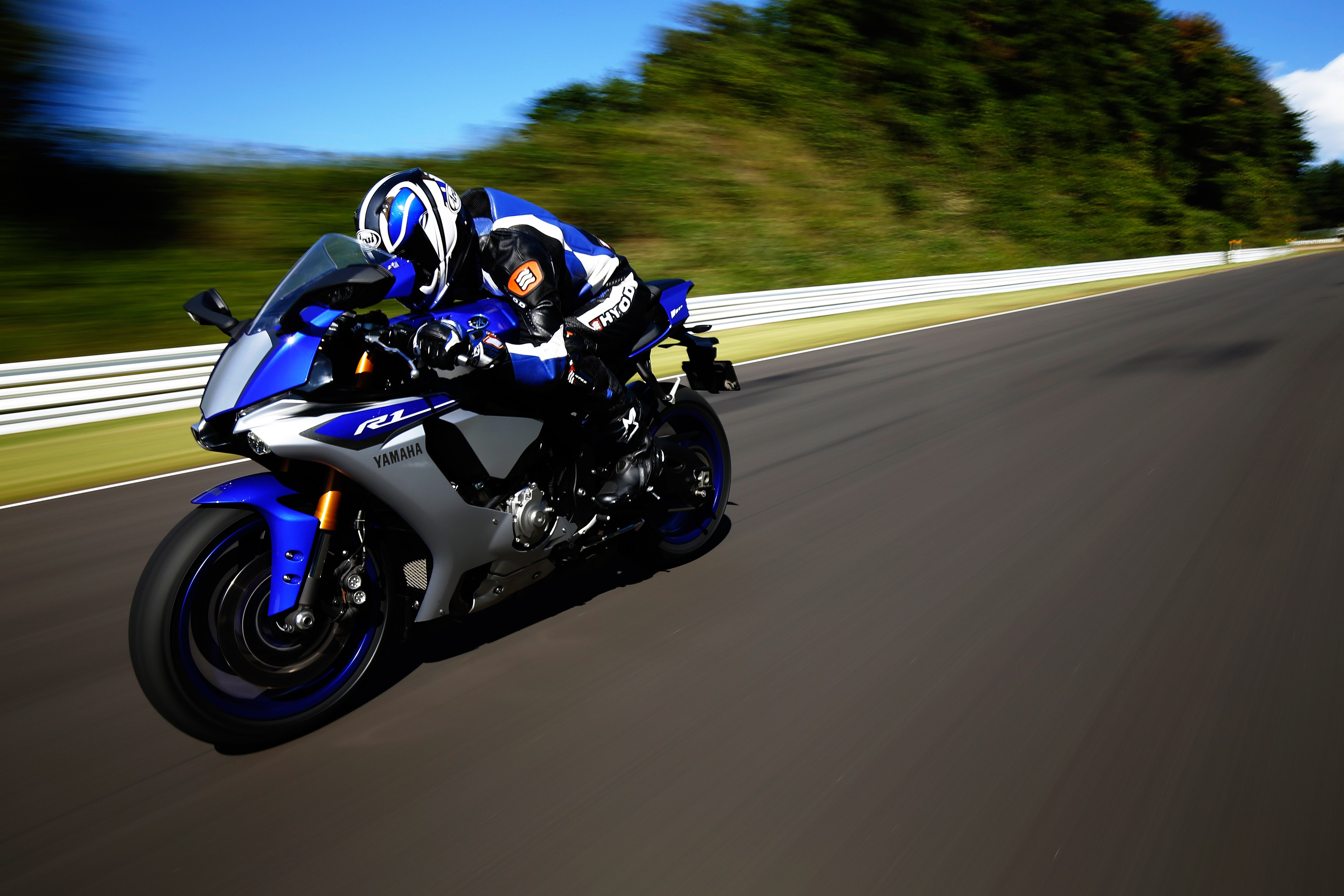 All New R1