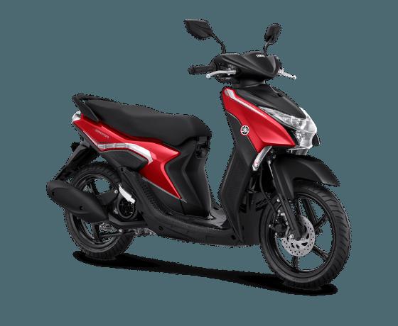 yamaha Gear S Standard Motor skuter keluaran terbaru