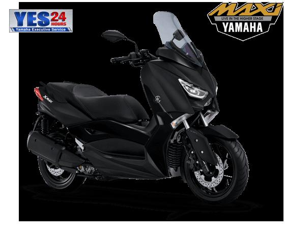 Yamaha Xmax: Hadirkan Kebanggaan Motor Matic Premium