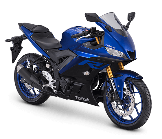 New YZF R25