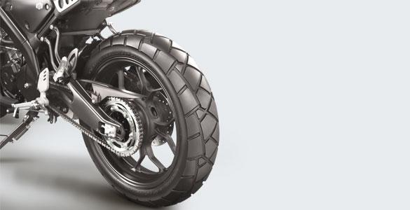 Dual Purpose Tire