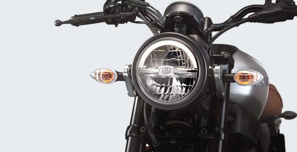 LED Headlamp & Taillight
