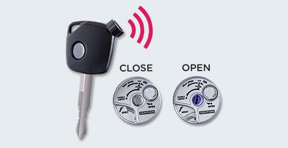 Advance Key System