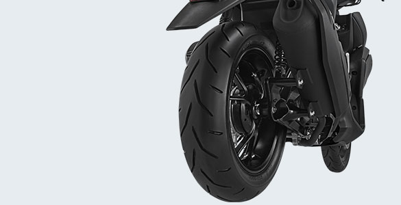 Super Wide Tubeless Tire