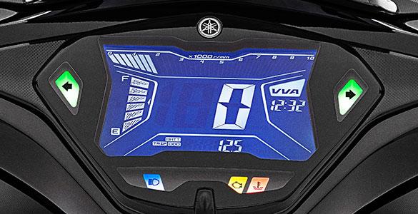 5.8 LCD Display