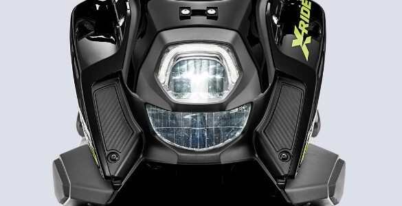 LED Head Light With Day Running Light