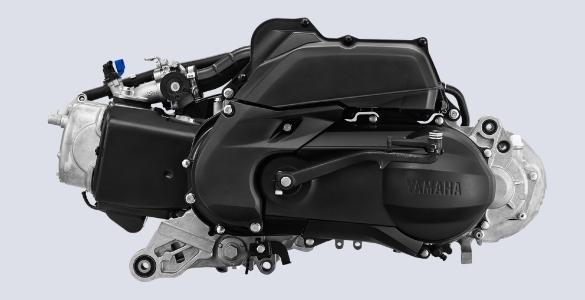 Blue Core Engine 125cc