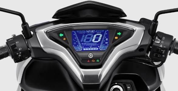 New Full Digital Speedometer