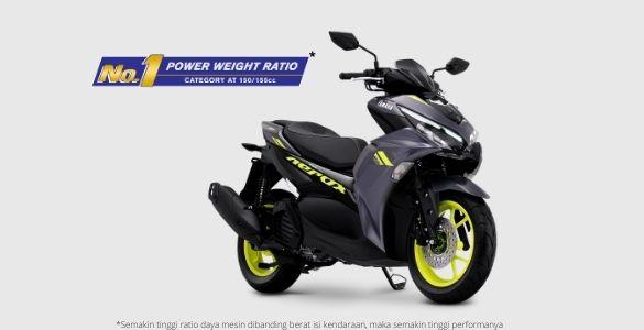 Power Weight Ratio