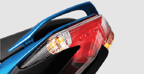 Arrow Tail Shaped Light