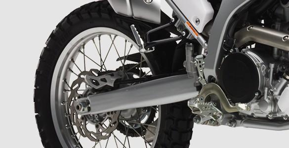 Aluminium Rear Arm & Adjustable Monocross Suspension