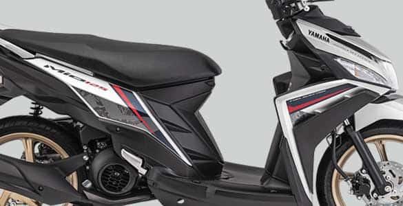 Yamaha Mio M3 125  Spesifikasi Terlengkap Dan Harga