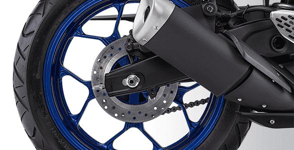 Almunium Cast Wheel