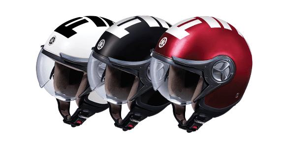 Helm Retro Stylish