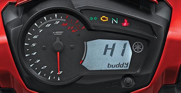 Digital Humanic Speedometer