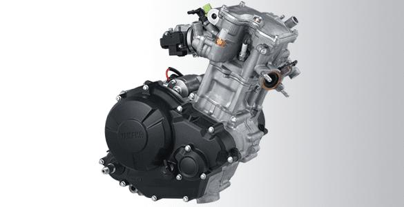 150cc FI, Engine Liquid Cooled System