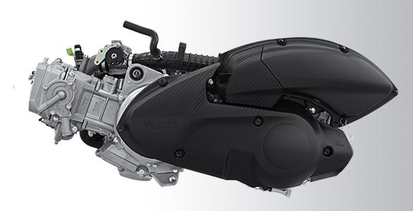 Engine 155cc with Blue Core + VVA