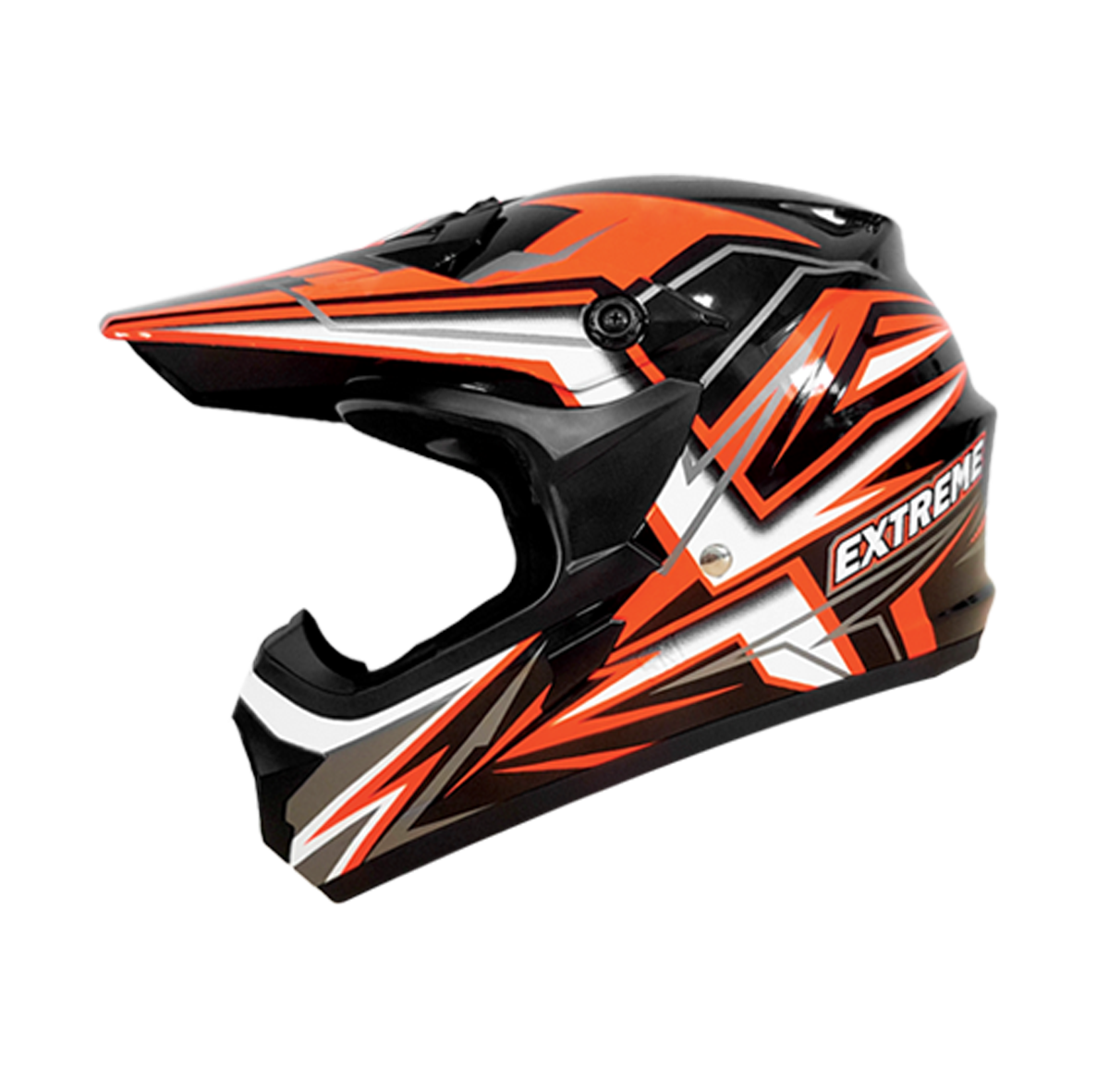 YF-N3 Extreme Black Orange