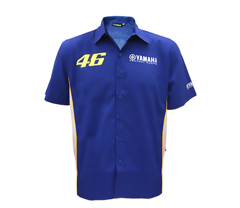 Pit Shirt Yamaha Factory Racing 01