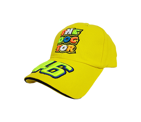 Cap VR46 Pad Yellow
