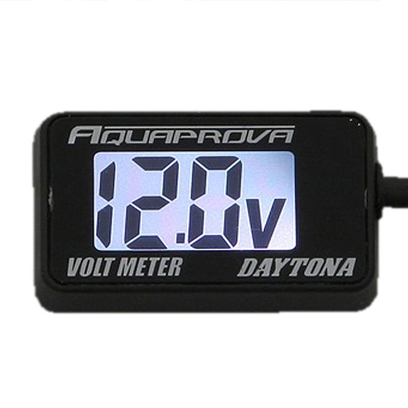DAYTONA Voltmeter Universal