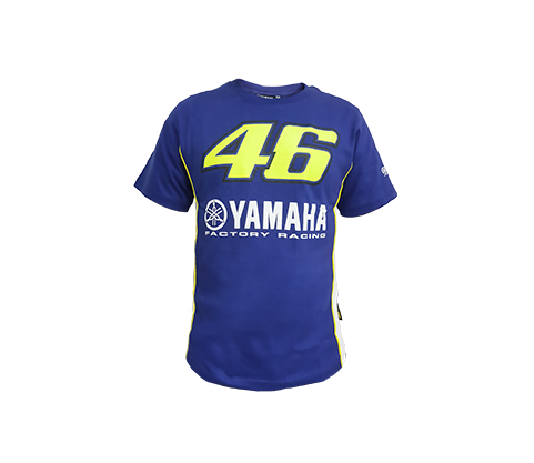 T-Shirt Yamaha Factory Racing 01 for Kids