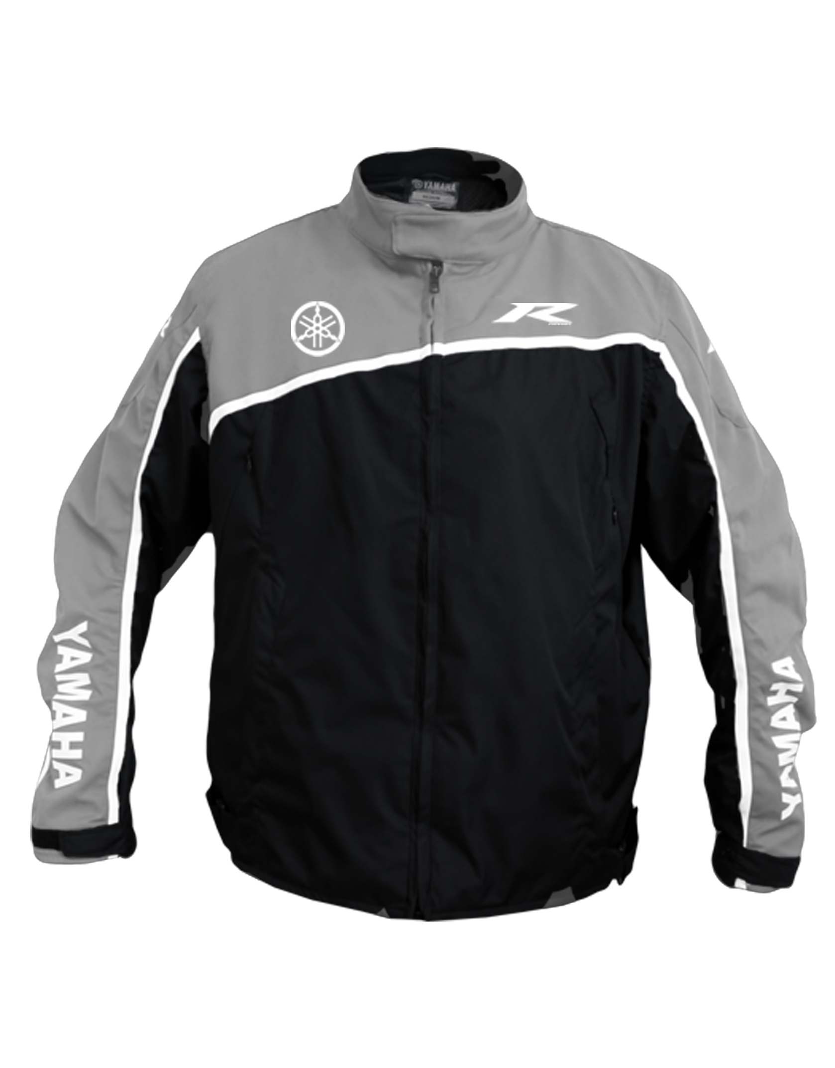 Yamaha Jacket Rconcept 01 Grey