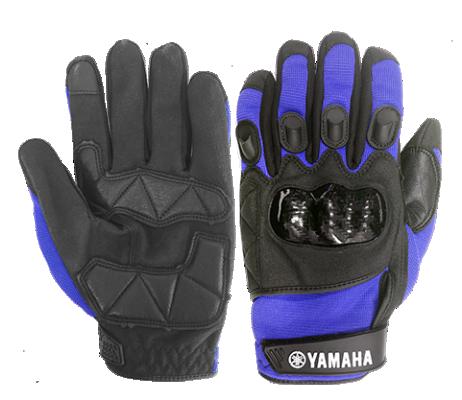 Glove M02 Blue