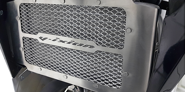 Radiator Cover All New Vixion