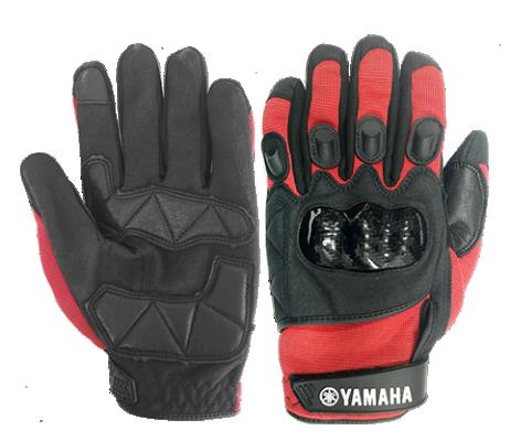 Glove M02 Red