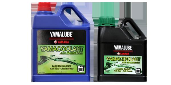 Yamacoolant: Air Radiator dengan Formula Khusus