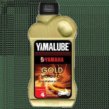 Gold Motor Oil