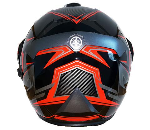 Helm Desain Sporty Yamaha YJ-N10 GP Version