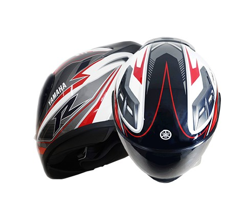 YF-N4 Rconcept Black: Helm Yamaha Istimewa Berteknologi