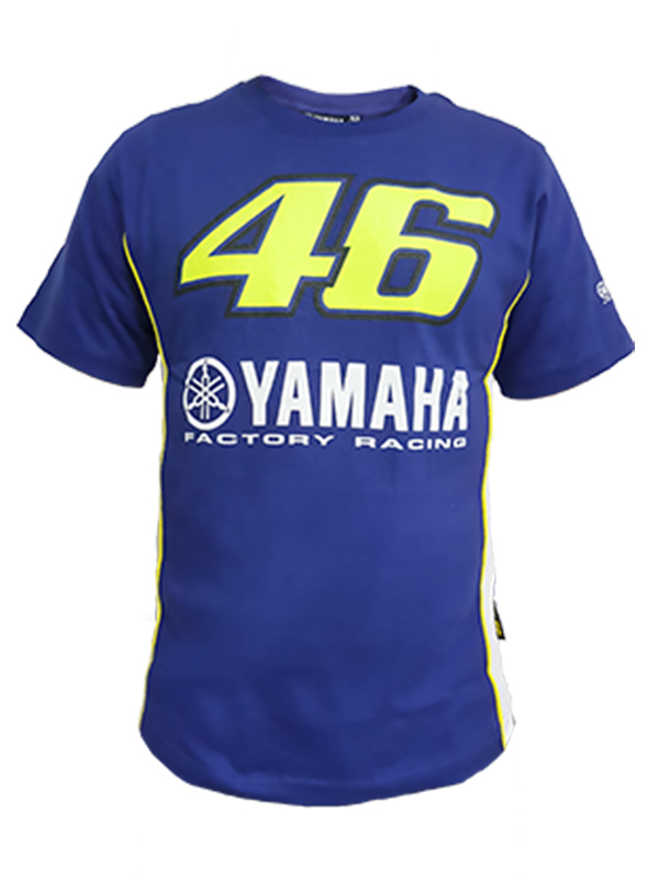 T-Shirt Yamaha Factory Racing 01