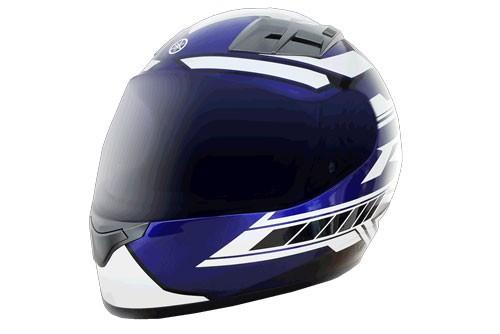YF-N4 Rconcept GP Version: Helm Yamaha dengan konsep CSC