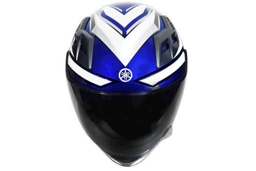 Ingin Helm Racing Style? Cobalah YF-N4 RConcept GP New Version