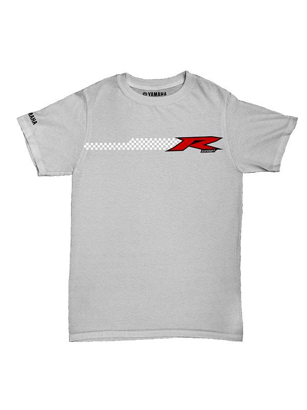 T-Shirt R Concept R02 Grey