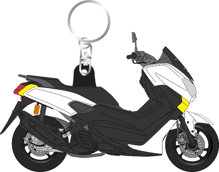 Keychain Nmax