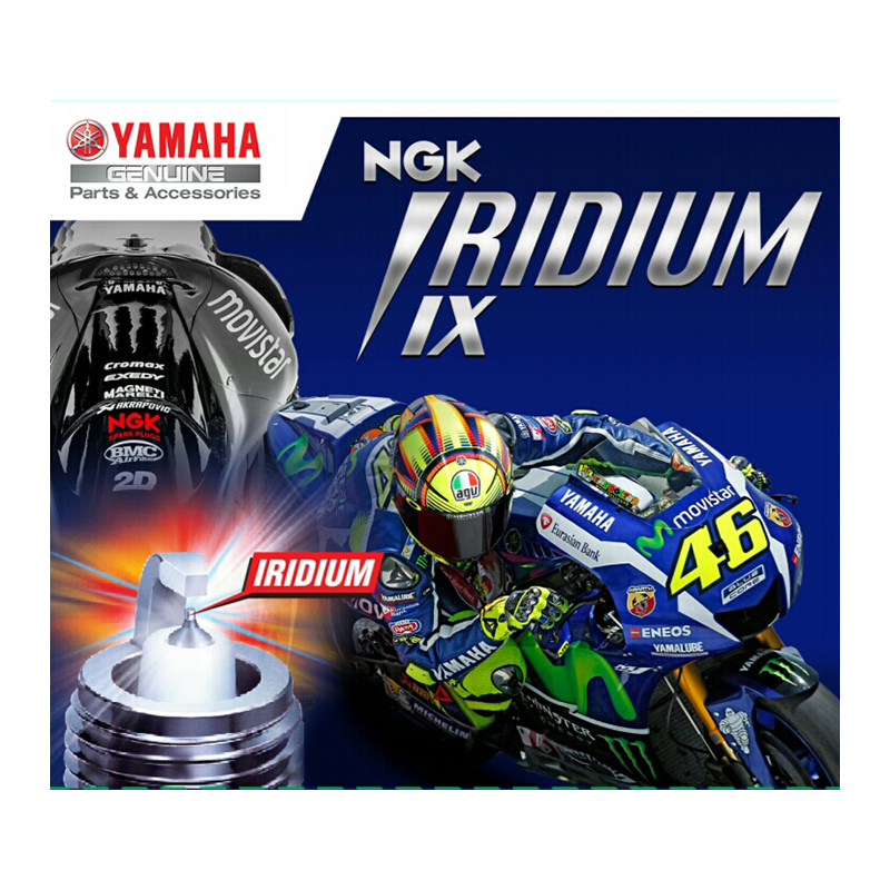 NGK IRIDIUM (CR9EIX) All New Vixion